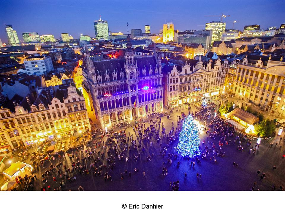 Grand-Place Frites © Visitbrussels.be - E.Danhier