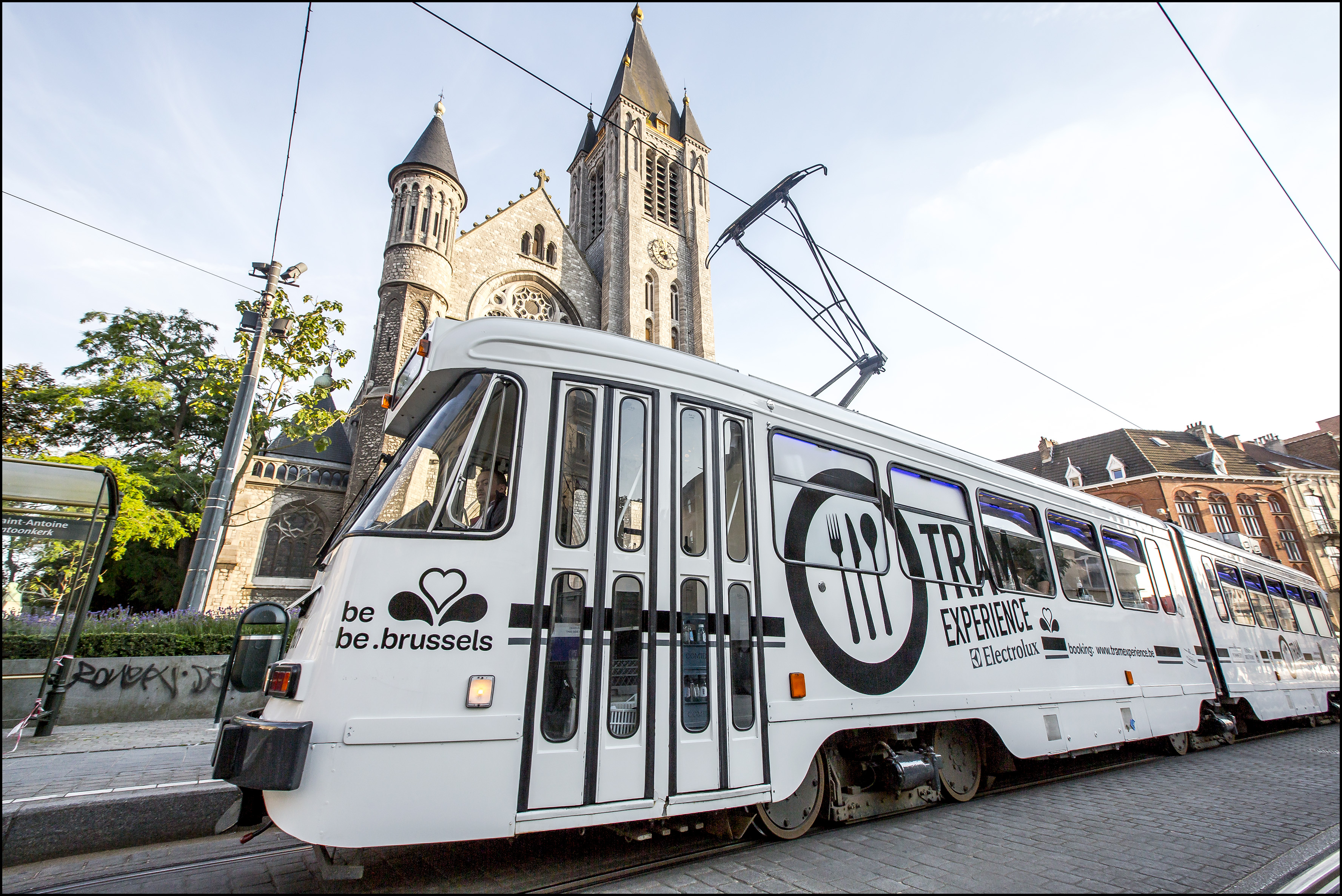 Tram Experience - Opening Night