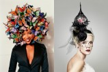Naomi Campbell par David LaChapelle /Jasmine Guinness par Philip Treacy © Philip Treacy: Hats of the Twenty-First Century