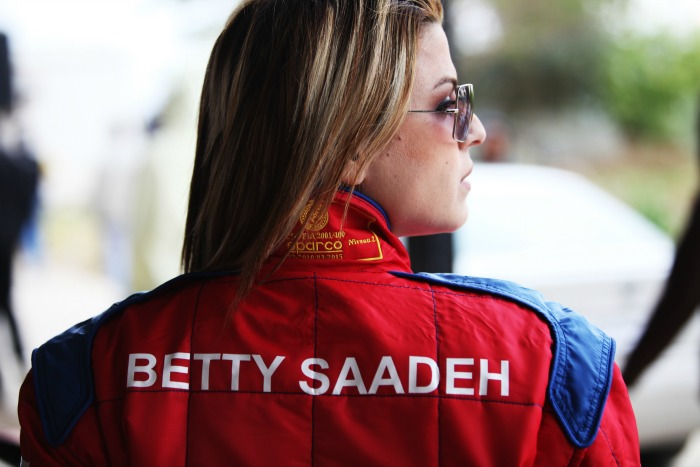 Betty Saadeh - by Amber Fares - Speed Sisters