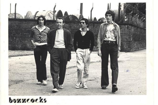 Vinyles, cuir et fanzines : le punk fête ses 40 ans à la British Library
