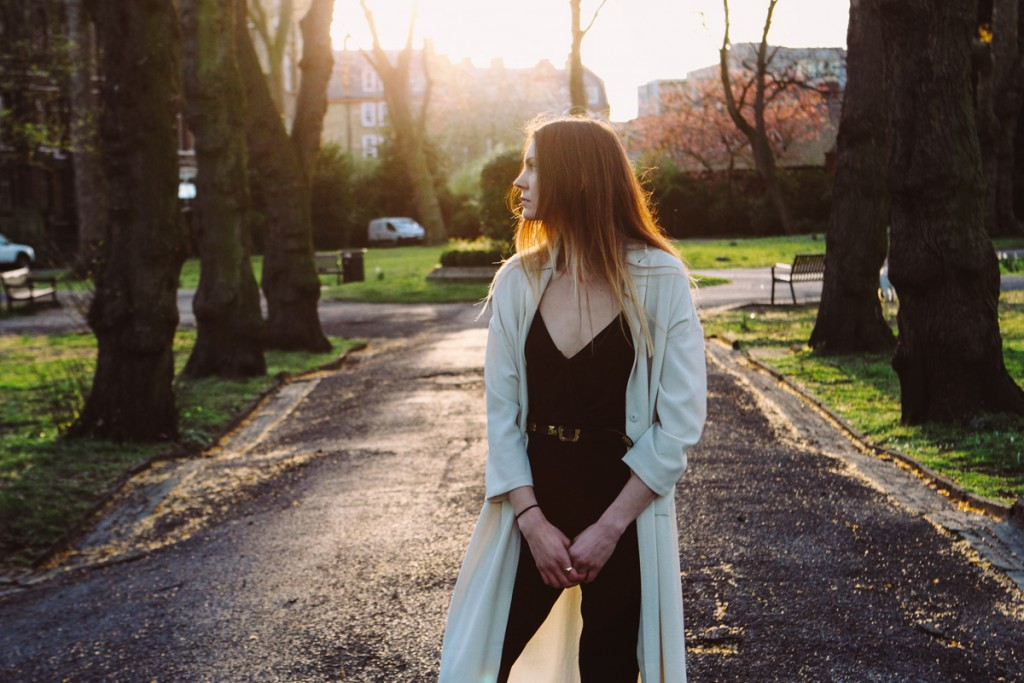 Rosie Lowe - St Pancras Old Church, London 15/04/15 | Photo by B