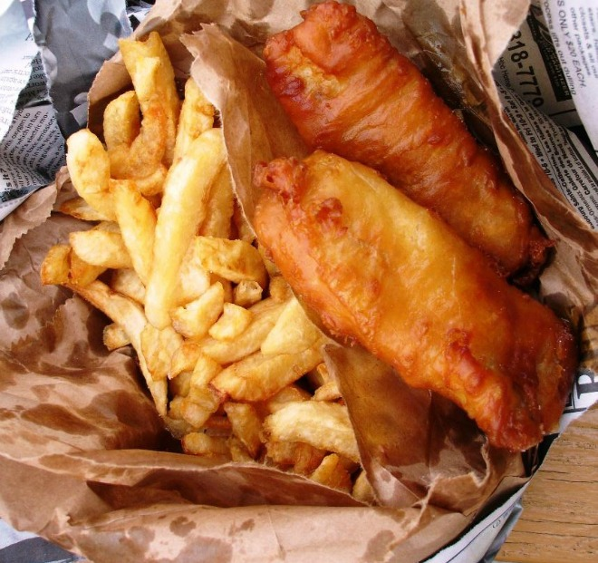 fish and chips paris