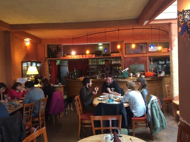 Restaurant Supporter Juventus Paris