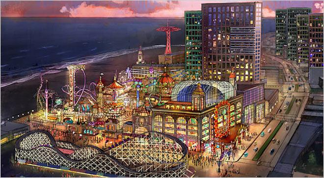 New Haven Coney Island