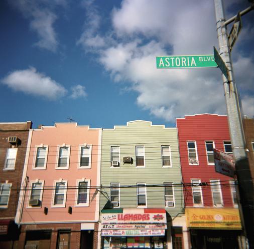 andrewi : Les meilleurs spots du quartier d'Astoria dans le Queens