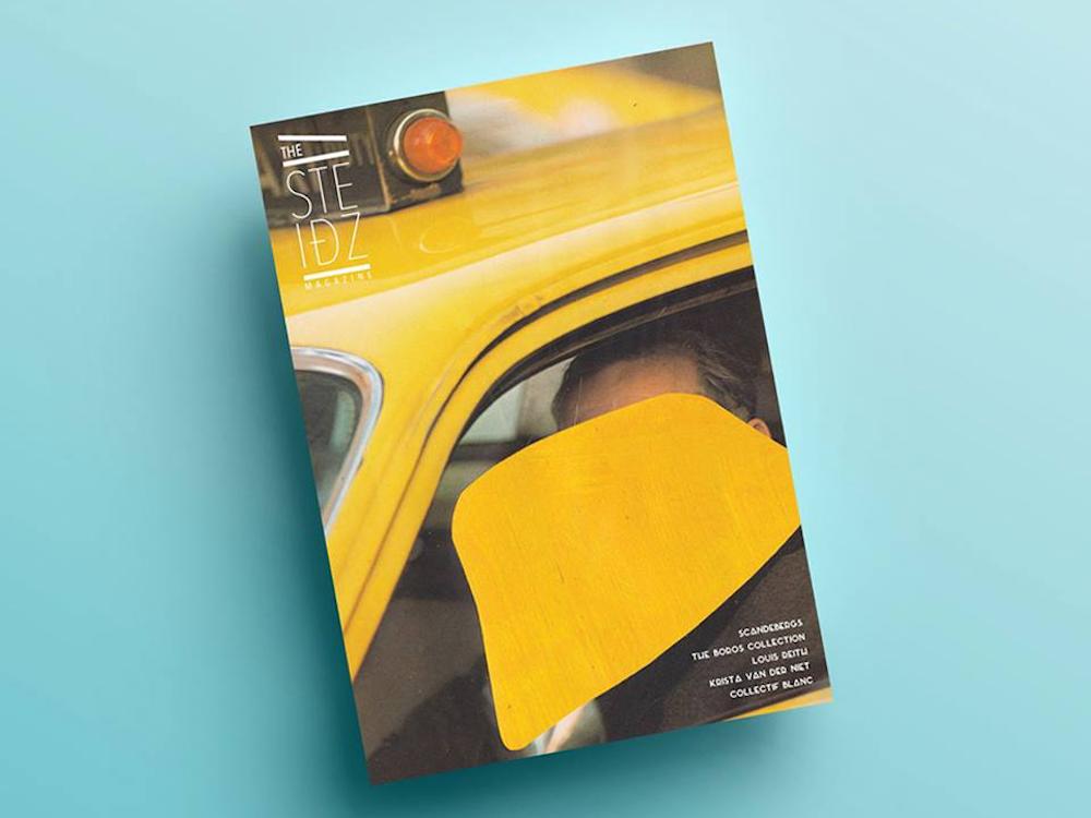 luke : Pourquoi vous devez vite vous procurer le deuxième numéro de «The Steidz»